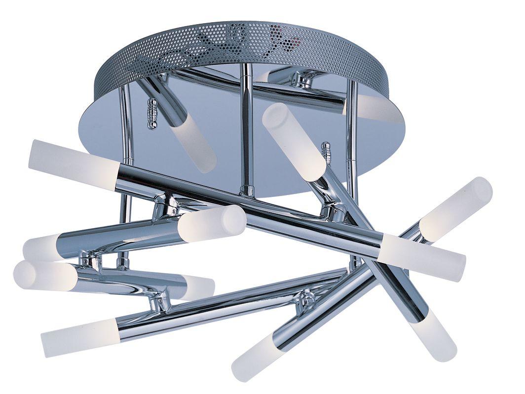 ET2 E22482-01PC Styx 12-Bulb Flush Mount Indoor Ceiling Fixture - Sale $598.00 ITEM: bci2270833 ID#:E22482-01PC UPC: 845094060840 :