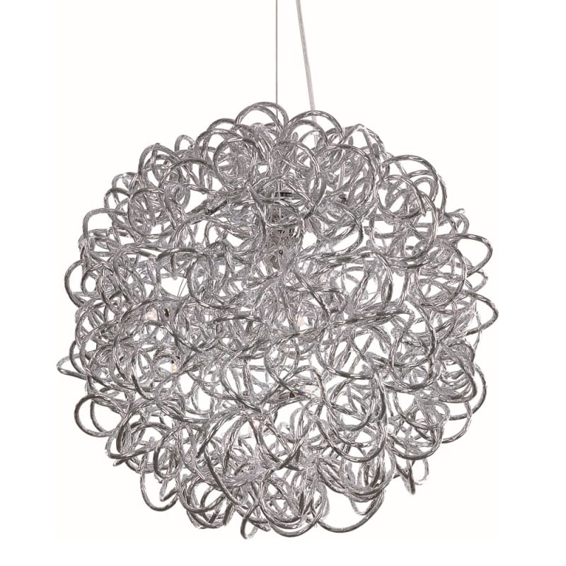 "ET2 E22572 8 Light 19.75"" Wide Pendant from the Dazed Collection"
