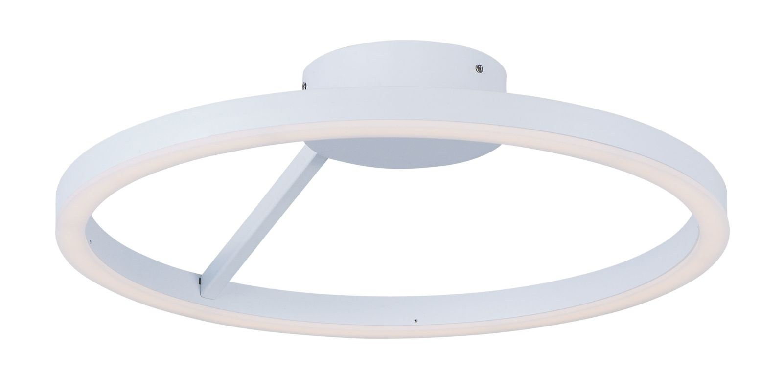 "ET2 E22840 16"" Wide LED Flush Mount Ceiling or Wall Fixture from the"