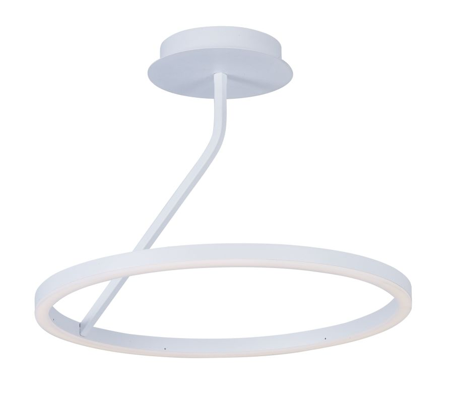 "ET2 E22843 24"" Wide LED Semi-Flush Mount Ceiling or Wall Fixture from"
