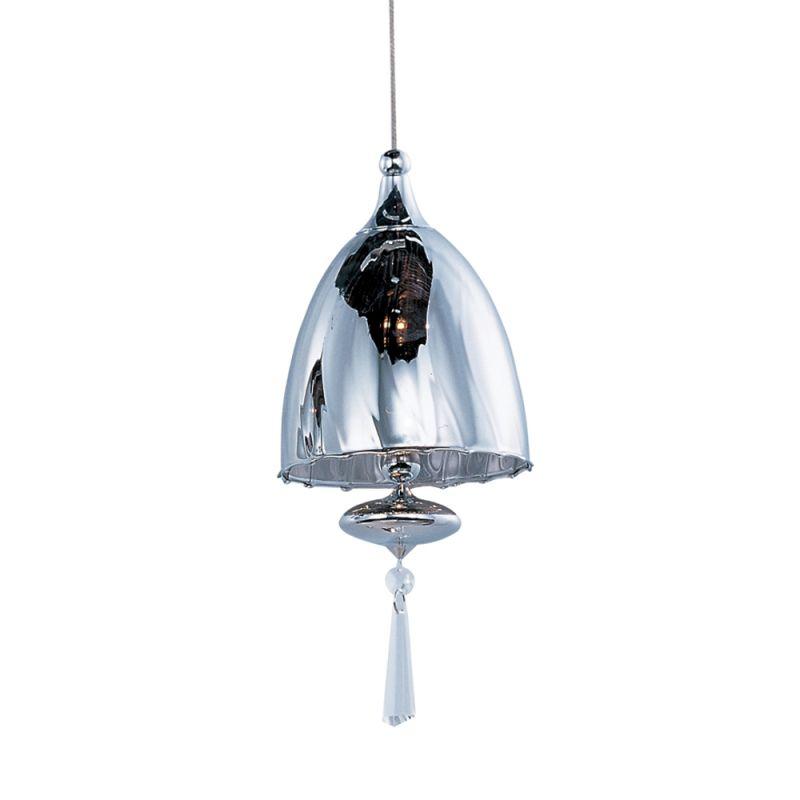 ET2 E24351-81 1 Light Mini Pendant from the Chute Collection - Bulb