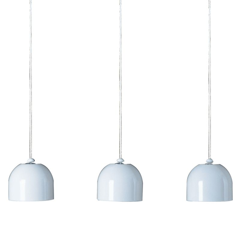 ET2 E30603 Three Light Down Lighting Island / Billiard Fixture from