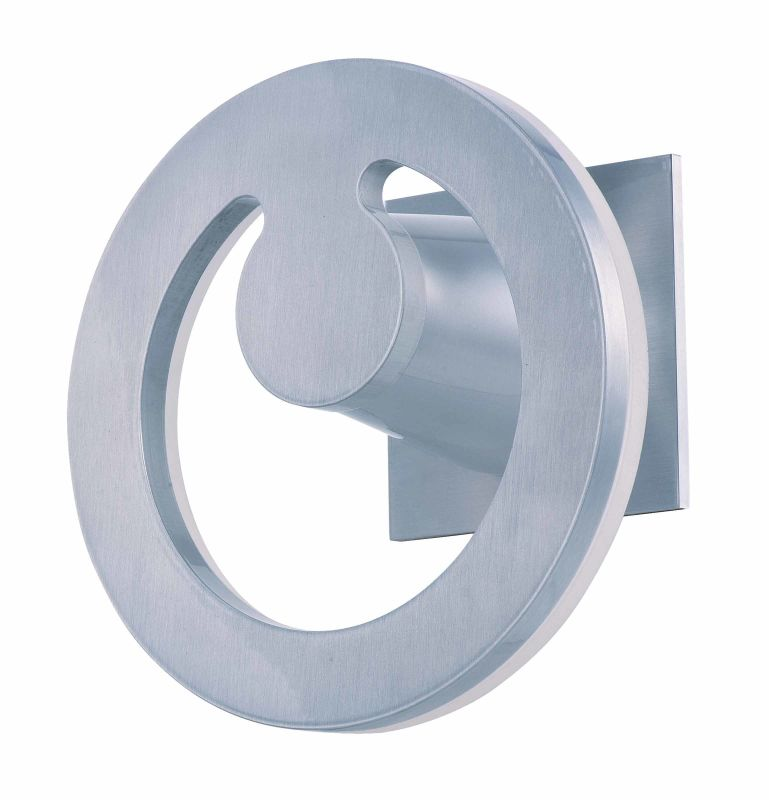 "ET2 E41321 28 Light LED 7.75"" Tall Wall Sconce From The Alumilux"