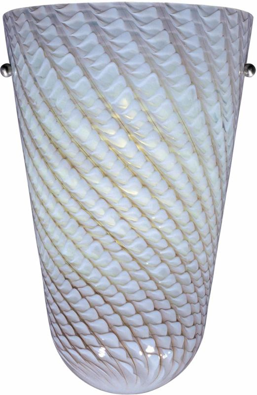 "ET2 E93061-39 1 Light ADA Compliant 11"" Tall Wall Sconce From The"