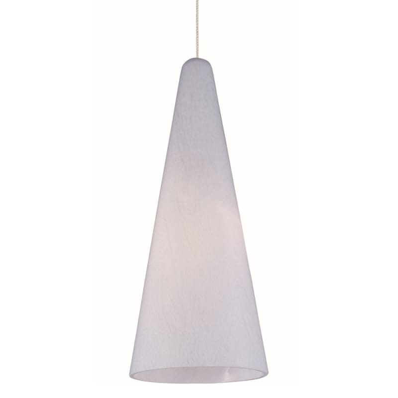 "ET2 E94528-101 1 Light 6"" Wide Pendant From The Lava Collection Bronze"