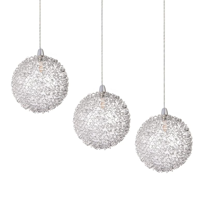 ET2 E94672-78 Satin Nickel Contemporary Starburst Pendant Sale $338.00 ITEM: bci2100191 ID#:E94672-78 UPC: 845094053972 :