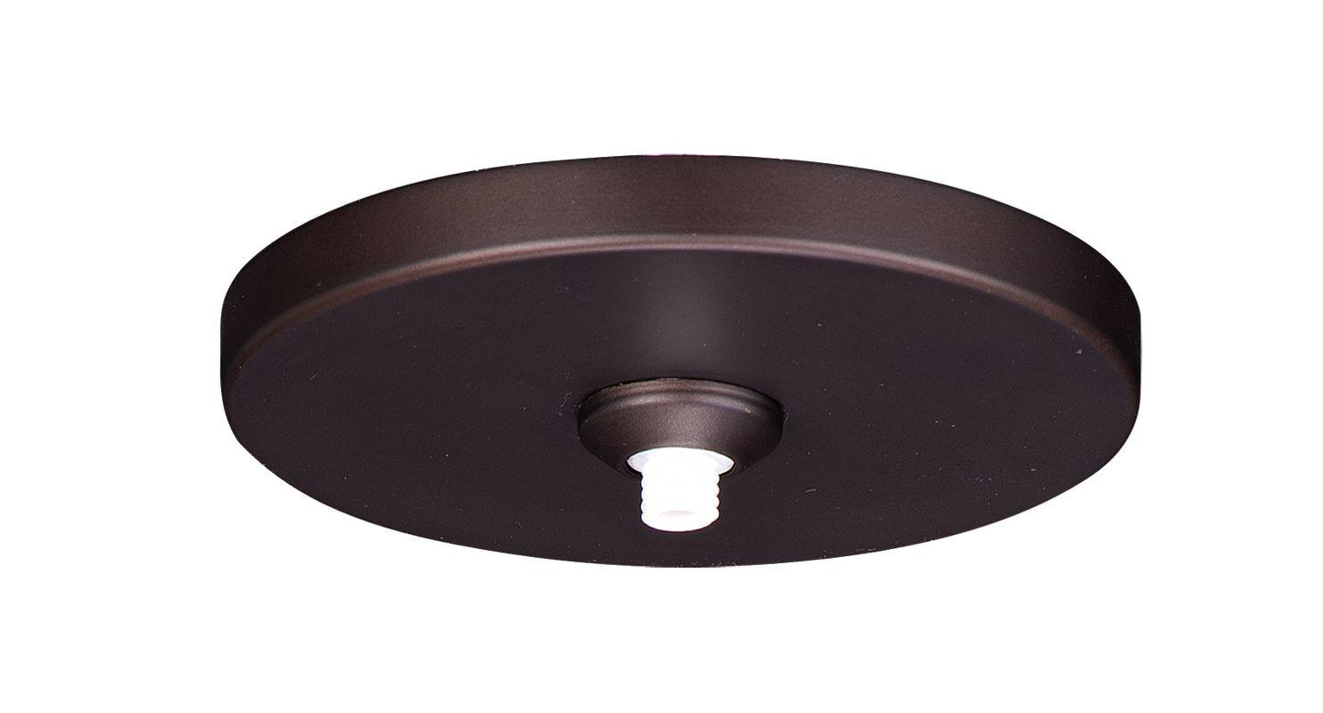 ET2 EC95002 RapidJack 1 Light Canopy Bronze Accessory Canopies