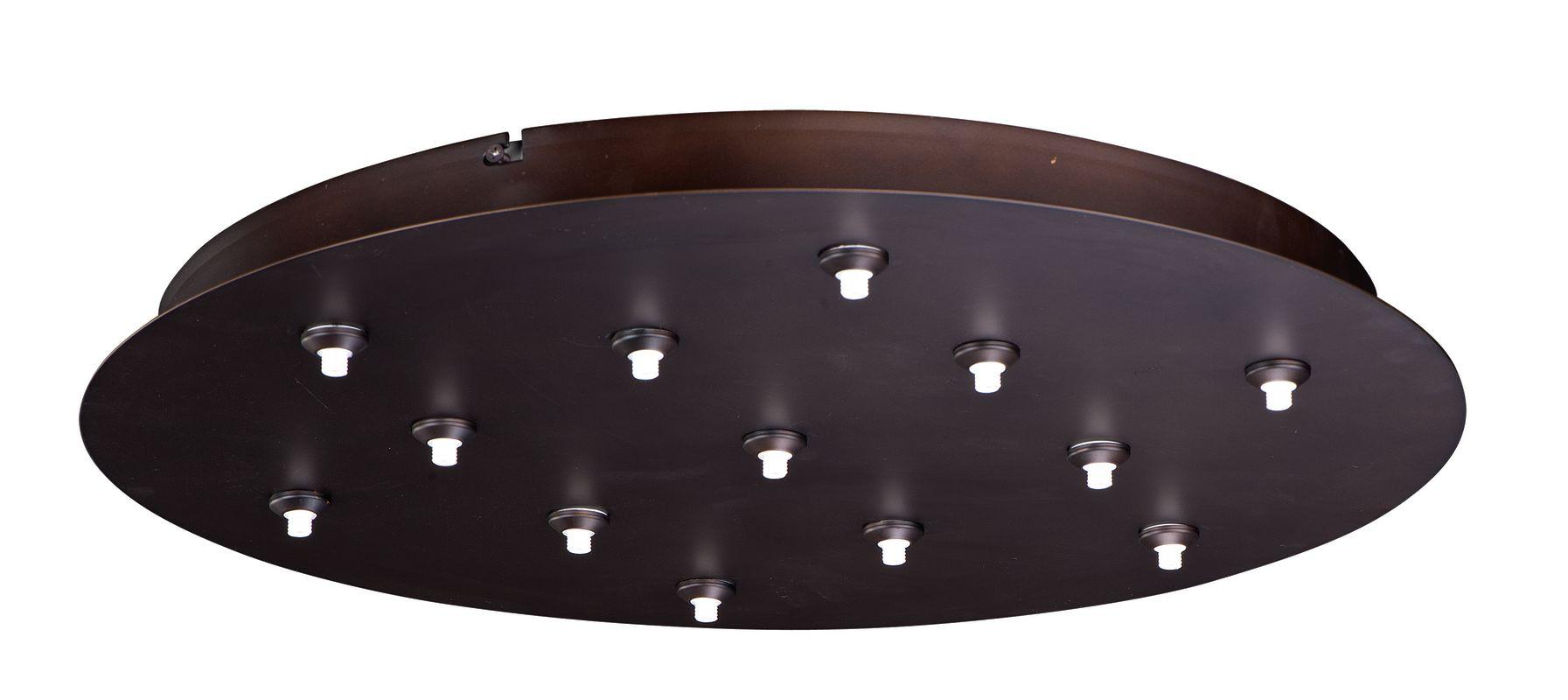 ET2 EC95022 RapidJack 13 Light Canopy Bronze Accessory Canopies Sale $698.00 ITEM: bci2558332 ID#:EC95022-BZ UPC: 845094071273 :