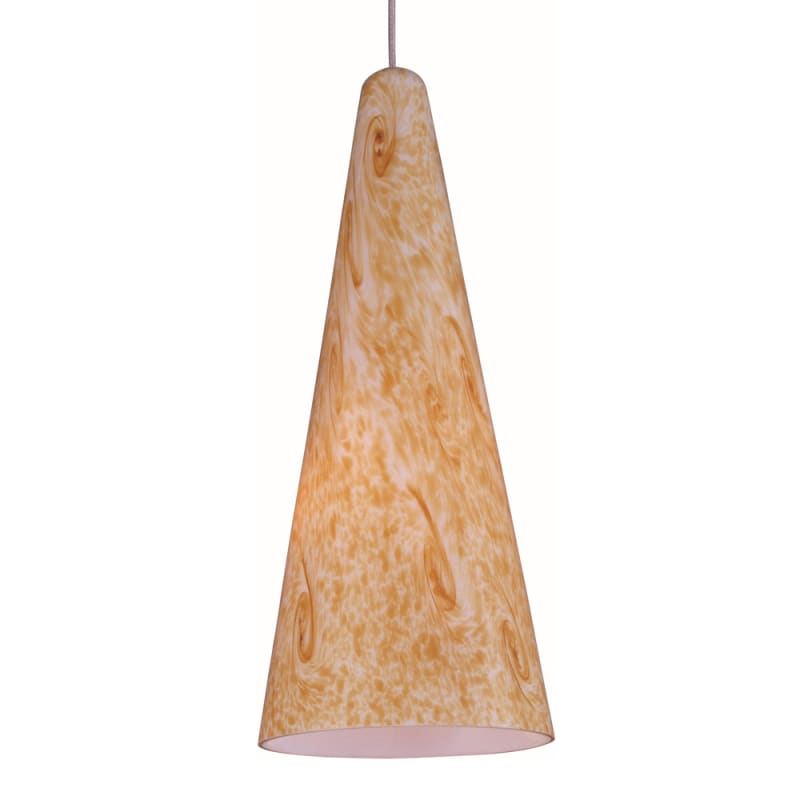 "ET2 EP96020-103 1 Light 5"" Wide Pendant From The Lava Collection"
