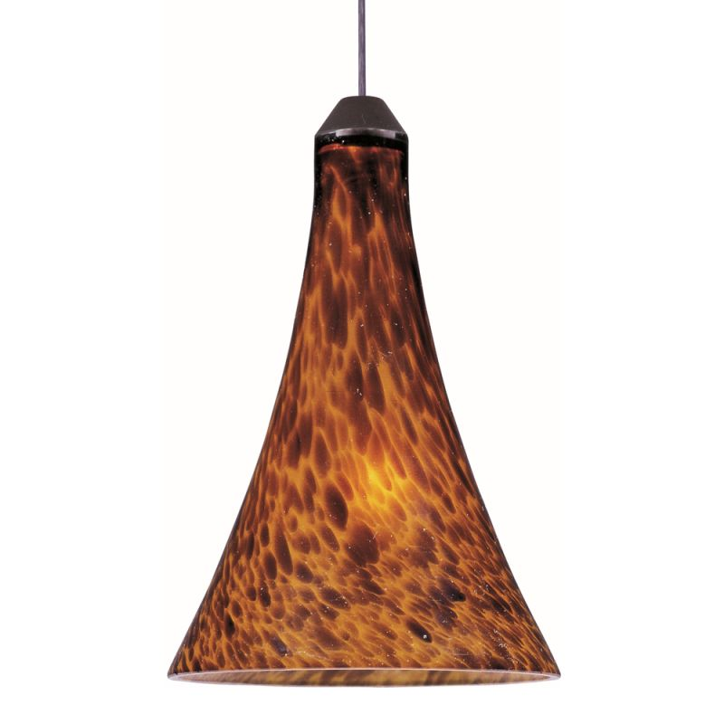 "ET2 EP96022-104 1 Light 5"" Wide Pendant From The Leopard Collection"