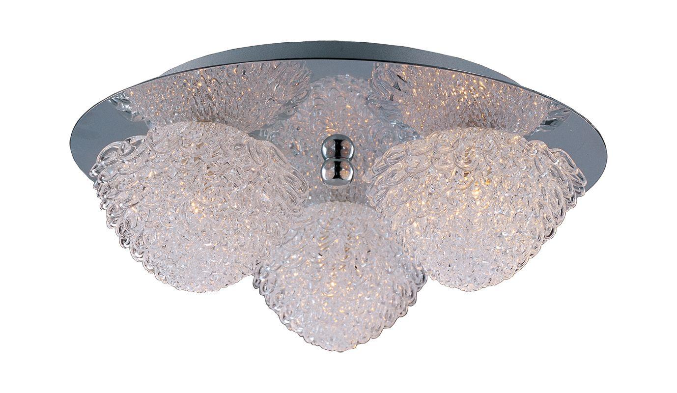 ET2 E23001-20PC Polished Chrome Contemporary Blossom Ceiling Light Sale $158.00 ITEM: bci1827951 ID#:E23001-20PC UPC: 845094047728 :