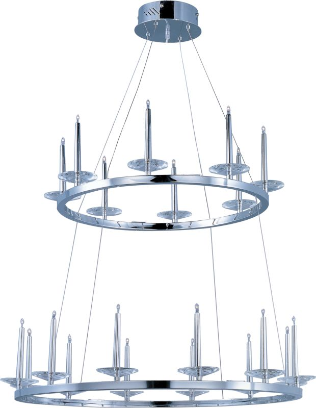 ET2 E23185-20 Crystal 20 Light Chandelier from the Circolo Collection Sale $1500.00 ITEM: bci1827969 ID#:E23185-20PC UPC: 845094046400 :
