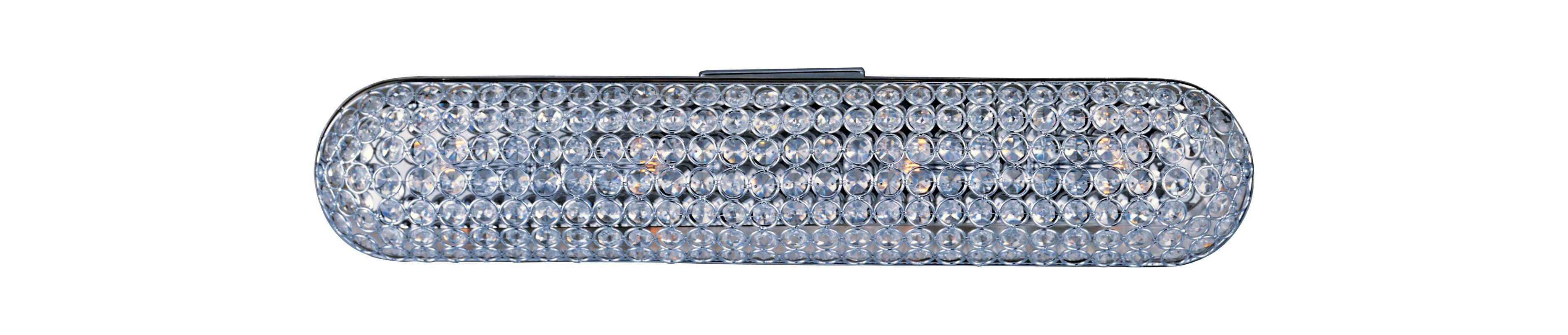 ET2 E24041-20PC Polished Chrome Contemporary Brilliant Bathroom Light Sale $158.00 ITEM: bci1908399 ID#:E24041-20PC UPC: 845094049555 :