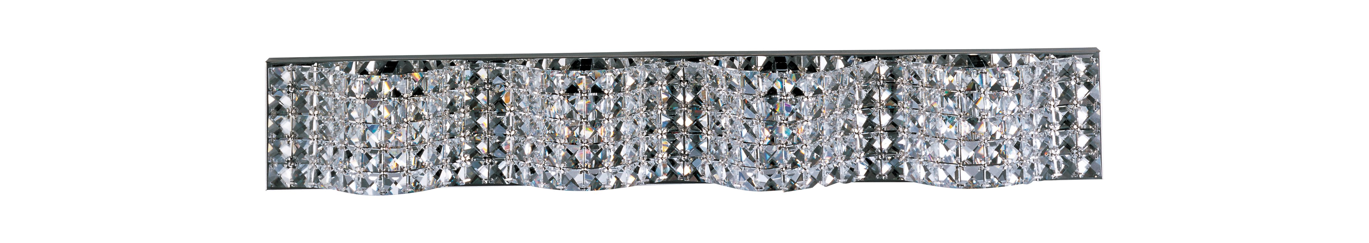 ET2 E24278-20PC Polished Chrome Contemporary Wave Bathroom Light Sale $358.00 ITEM: bci1908409 ID#:E24278-20PC UPC: 845094049128 :