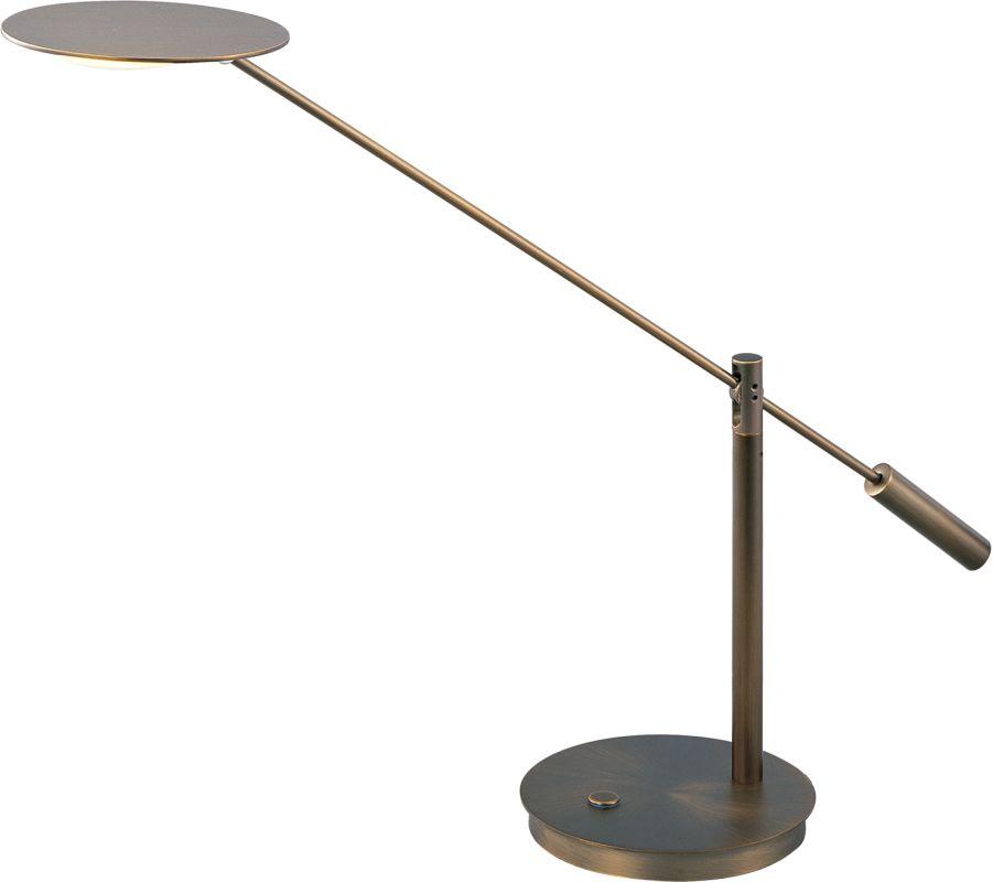 ET2 E41008-BZ Bronze Contemporary Eco-Task Desk Lamp