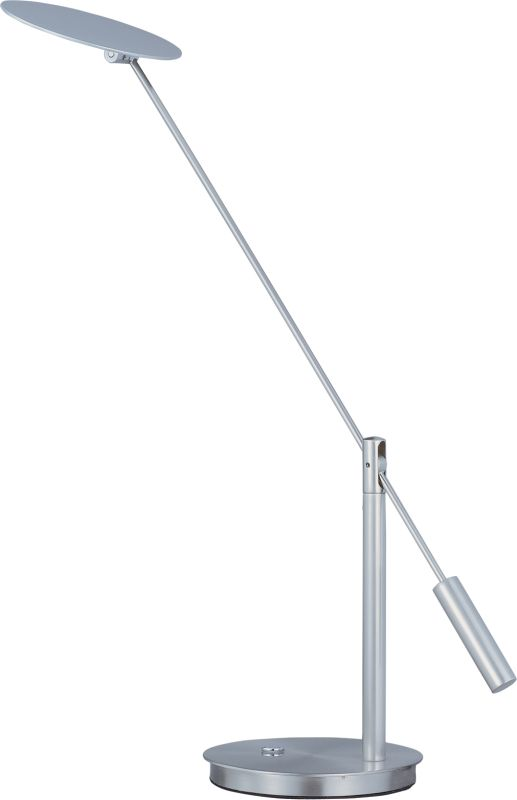 ET2 E41008-SN Satin Nickel Contemporary Eco-Task Desk Lamp Sale $258.00 ITEM: bci1827989 ID#:E41008-SN UPC: 845094047230 :