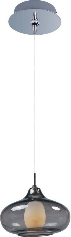 ET2 E94548-142PC Chrome with Smoke Glass Contemporary Minx Pendant Sale $196.00 ITEM: bci2100148 ID#:E94548-142PC UPC: 845094057451 :