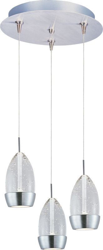 ET2 E94652-91SN Satin Nickel Contemporary Luxe Pendant Sale $974.00 ITEM: bci2100186 ID#:E94652-91SN UPC: 845094057680 :