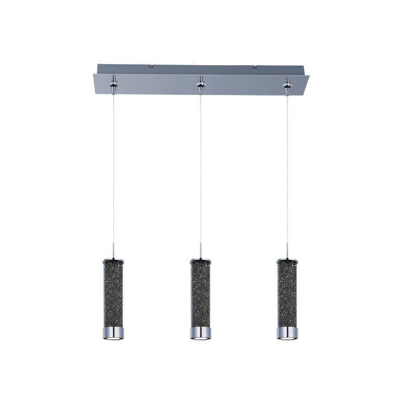 ET2 E94850-138PC Chrome with Smoke Glass Contemporary Chroma Pendant Sale $1498.00 ITEM: bci2100252 ID#:E94850-138PC UPC: 845094057925 :