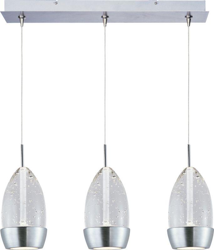 ET2 E94852-91SN Satin Nickel Contemporary Luxe Pendant