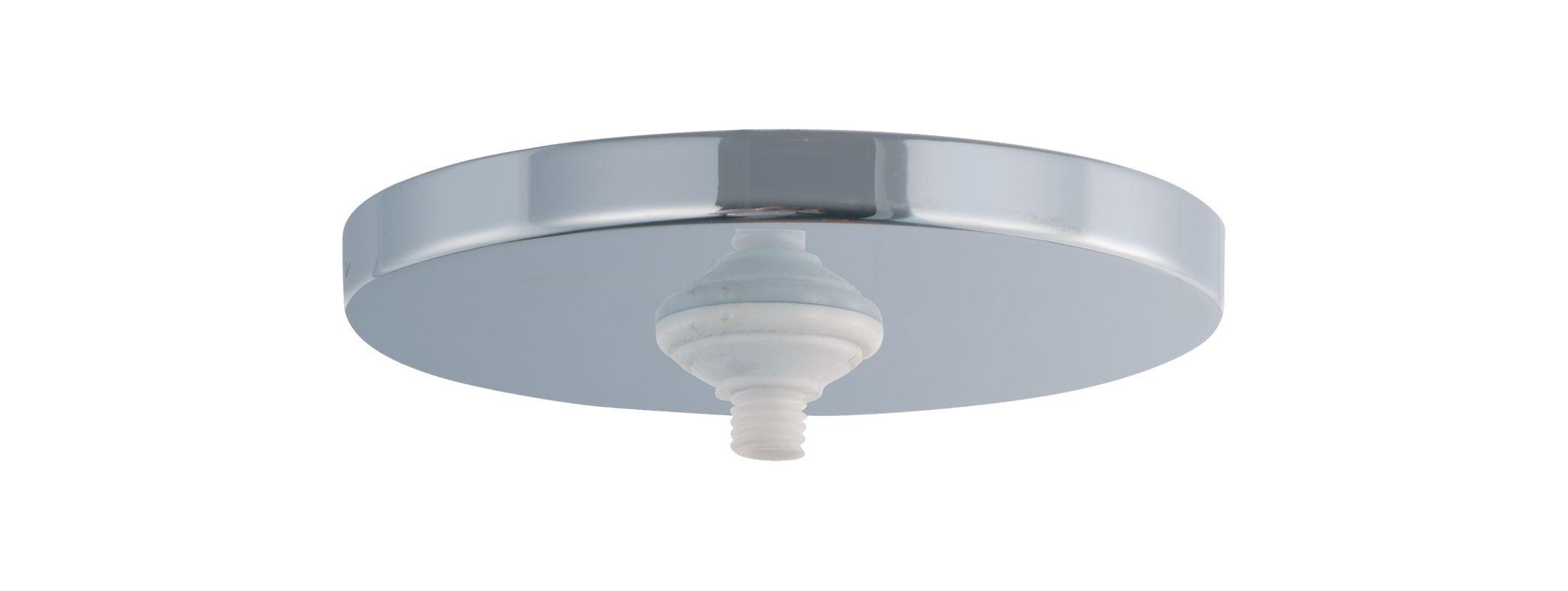 ET2 EC95002 RapidJack 1 Light Canopy Polished Chrome Accessory