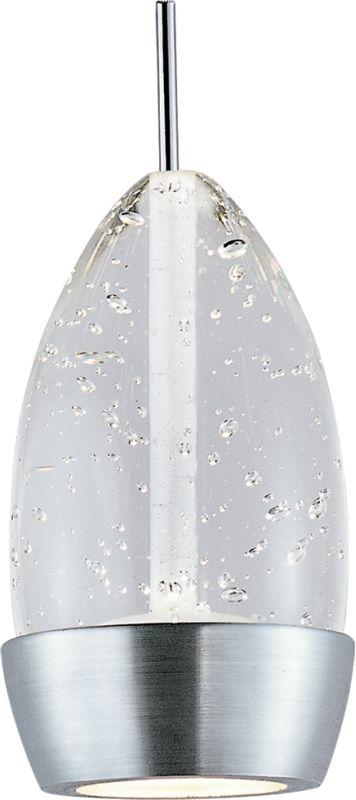 ET2 EP96309-91SN Satin Nickel Contemporary Luxe Pendant