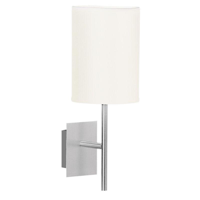 Eglo 82809 Sendo Single-Bulb Wall Sconce Aluminum Indoor Lighting Wall