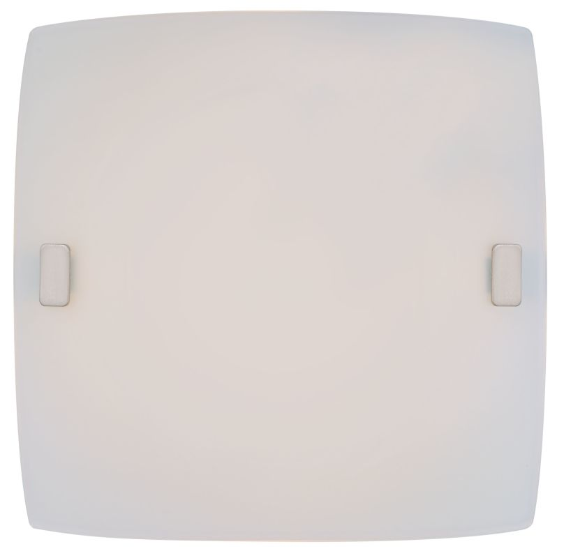 Eglo 83241 Aero Single-Light Wall Sconce Matte Nickel Indoor Lighting