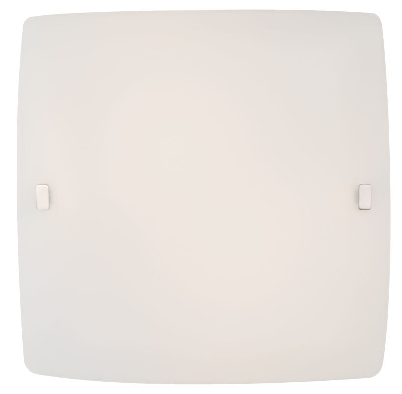 Eglo 83243 Aero Single-Light Wall Sconce Matte Nickel Indoor Lighting