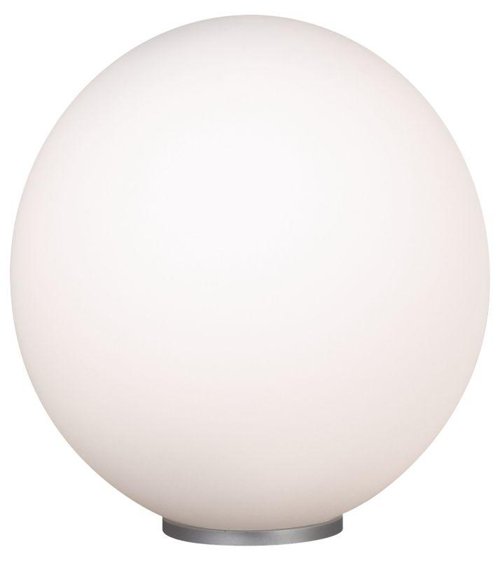 Eglo 85266 Rondo Single-Bulb Table Lamp Silver Lamps Accent Lamps