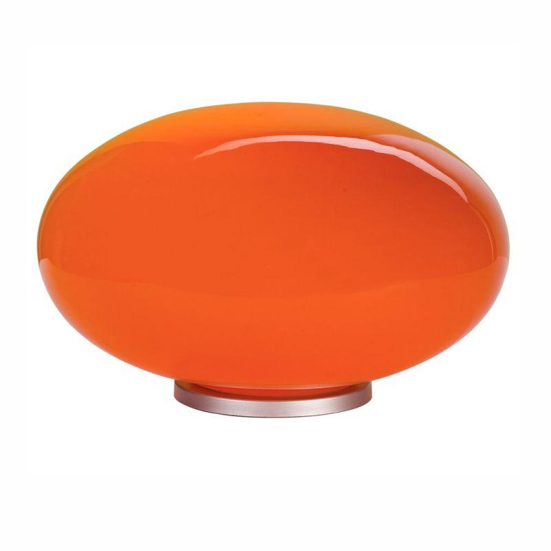 Eglo 87277 Naro Single-Bulb Specialty Oval Lamp Matte Nickel Lamps