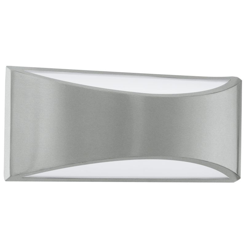 Eglo 91769 Volpino 1 Light LED ADA Compliant Outdoor Wall Sconce Sale $178.00 ITEM: bci2546134 ID#:91769A UPC: 9008606125548 :