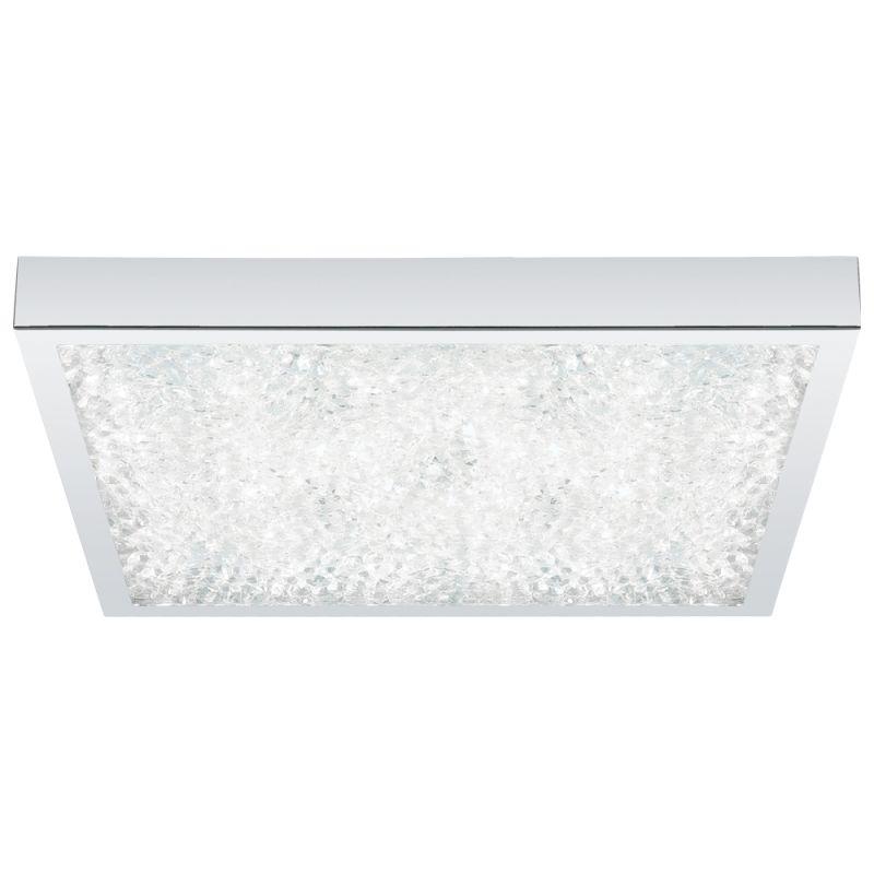 "Eglo 92781A Cardito Single Light 15"" Wide Flush Mount Ceiling Fixture Sale $480.00 ITEM: bci2880521 ID#:92781A UPC: 9008606125074 :"