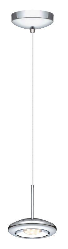 Eglo 92784 Tarugo 1 Light LED Mini Pendant Chrome Indoor Lighting