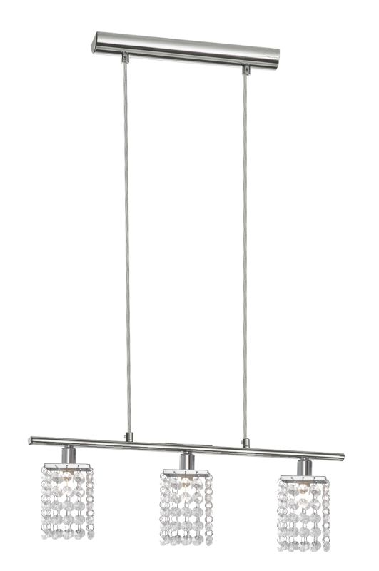 Eglo 85329A 3 Light Island / Billiard Fixture from the Pyton