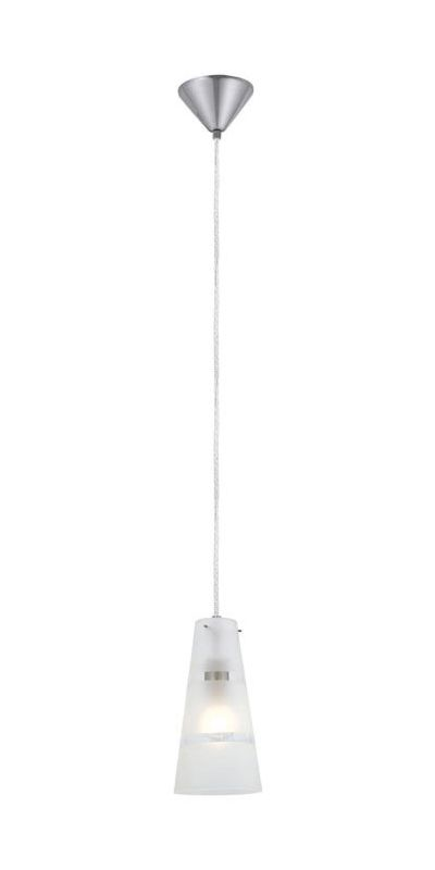 Eglo 87336A 1 Light Mini Pendant from the Noria Collection Iron Indoor Sale $74.00 ITEM: bci1927402 ID#:87336A UPC: 9008606033058 :