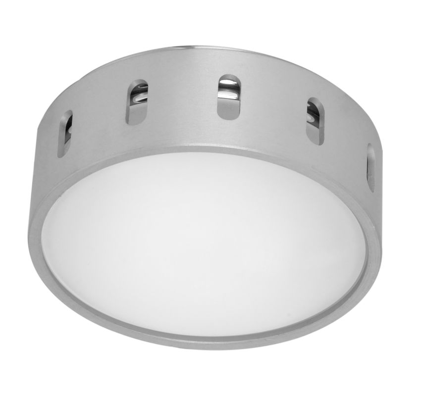 Eglo 89118A 1 Light Flush Mount Ceiling Fixture from the Chiron