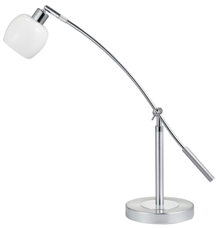 Eglo 90062A Single Light Desk Lamp from the Sabana 1 Collection Matte
