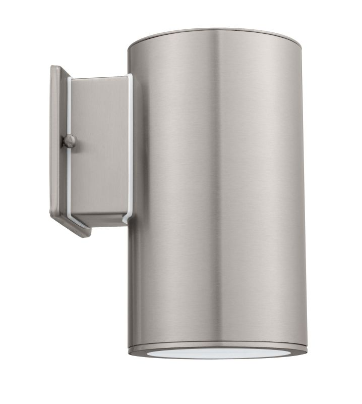 """Eglo 90119A Ascoli 9"""" Tall Outdoor Wall Sconce with Metal Shade"""