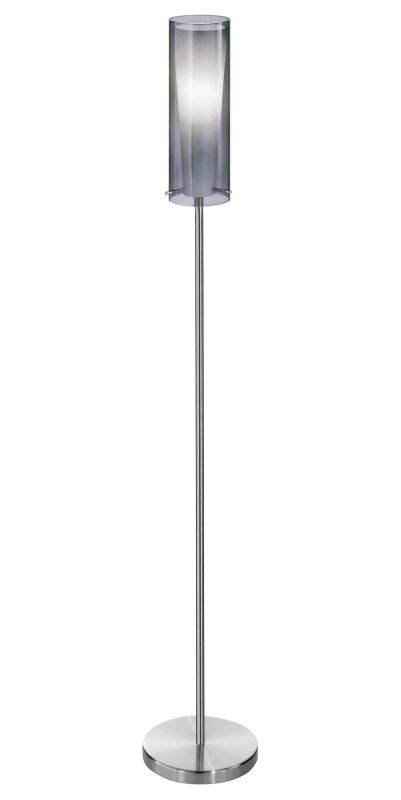 Eglo 90309A 1 Light Floor Lamp from the Pinto Nero Collection Matte