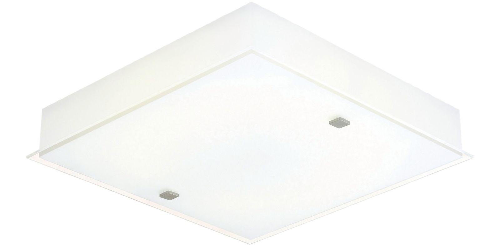 Eglo 90655A 1 Light Flush Mount Ceiling Fixture from the Sapri