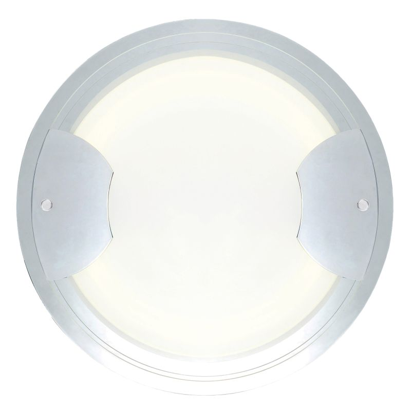 Eglo 90668A 1 Light Flush Mount Ceiling Fixture from the Aniko