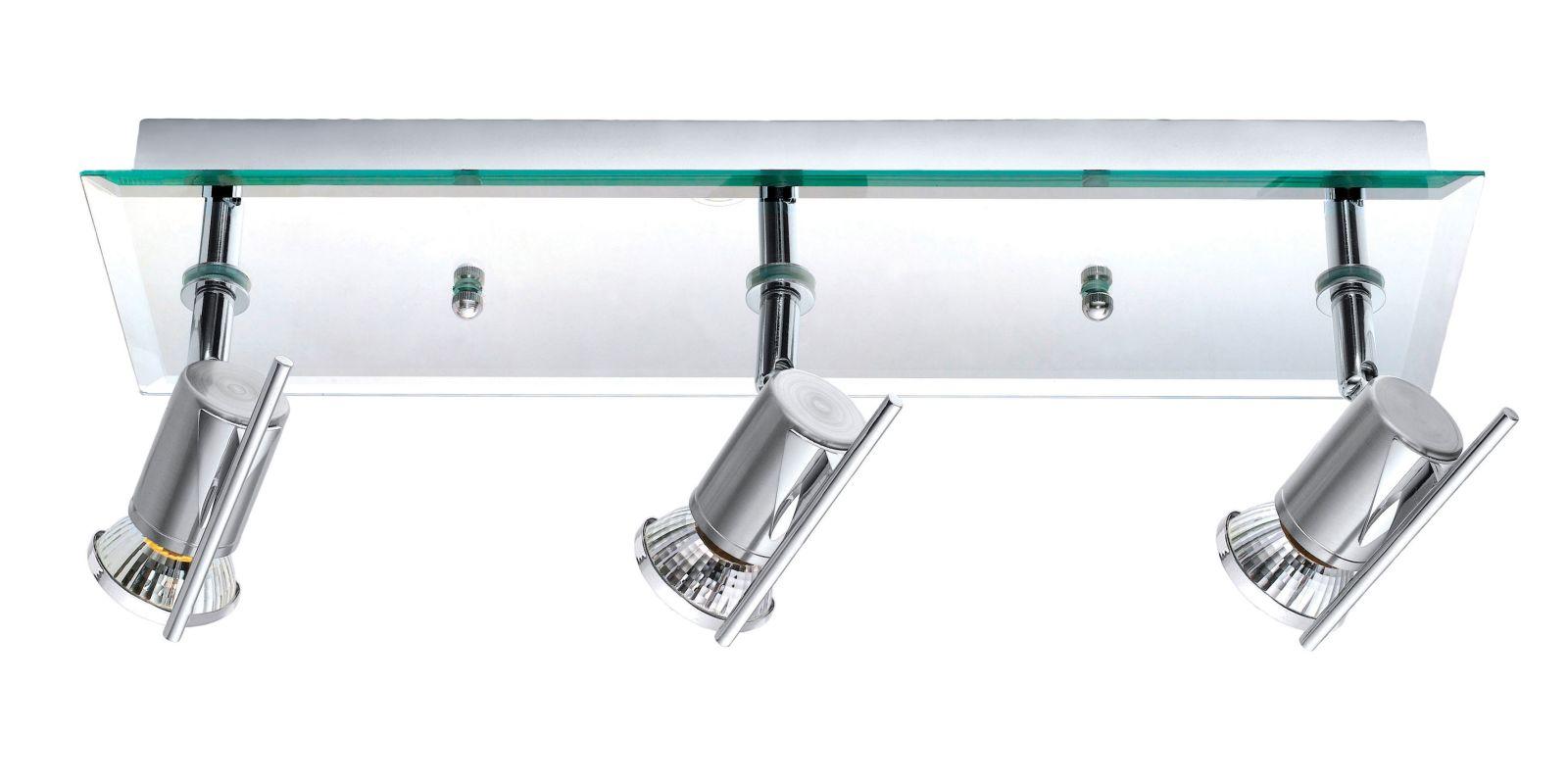 Eglo 90685A 3 Light Semi-Flush Ceiling Fixture from the Tamara