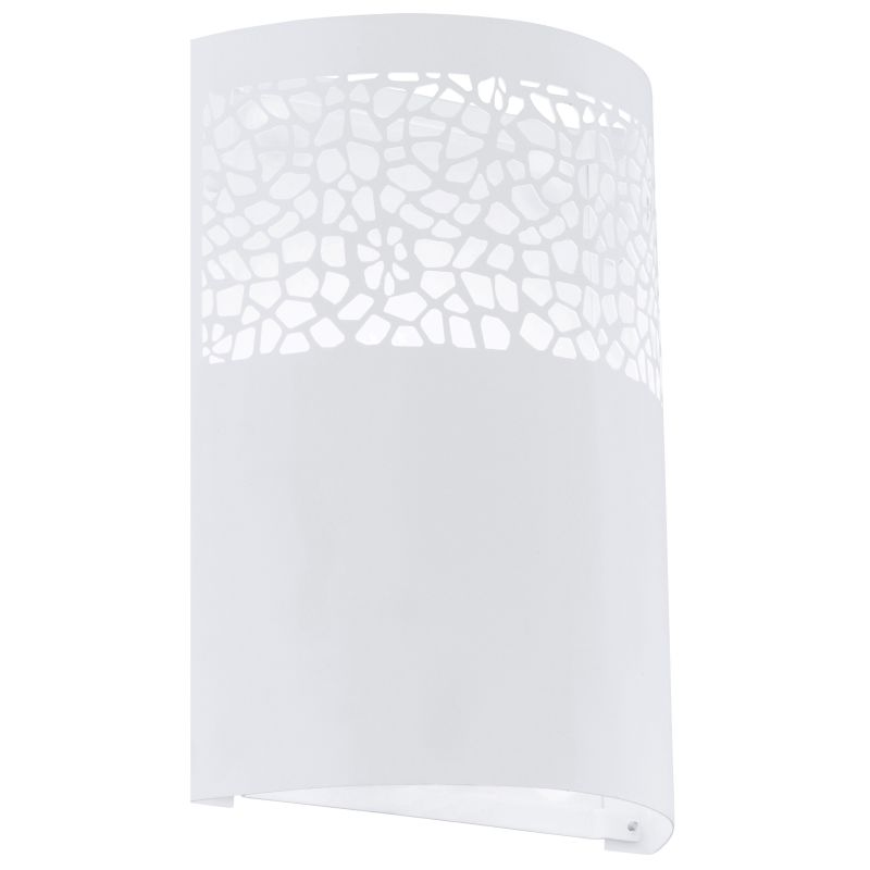 "Eglo 91416A Carmelia Single Light 7"" Wide ADA Approved Wall Sconce"