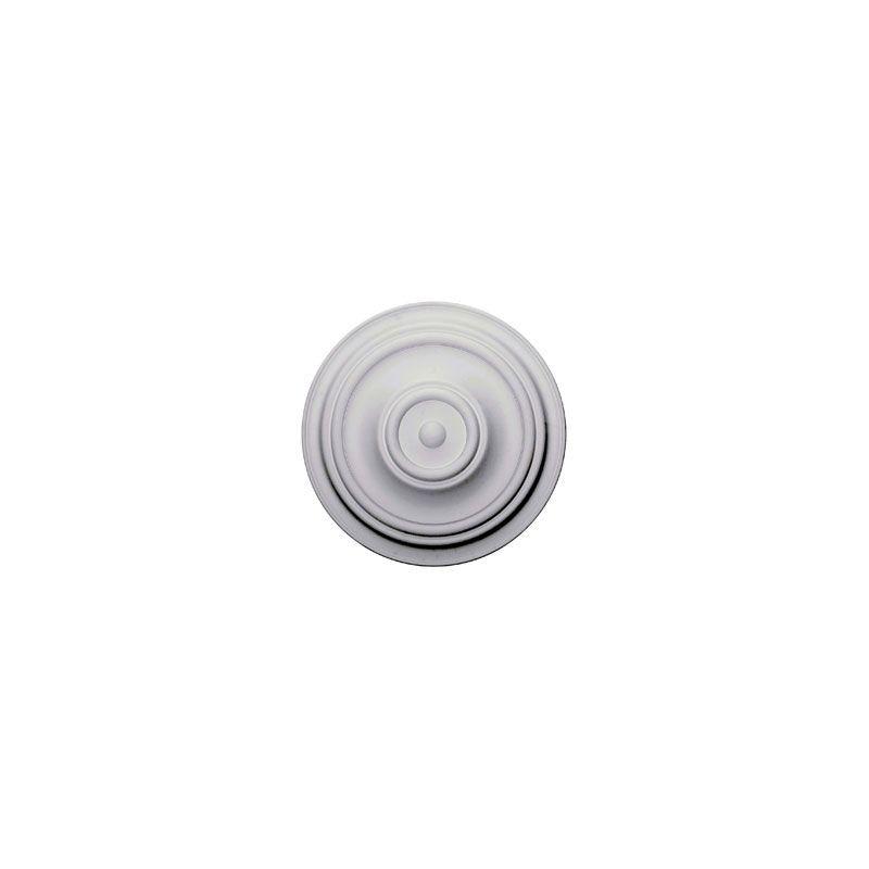 "Ekena Millwork CM31TR 31.5"" Wide Traditional Ceiling Medallion White"