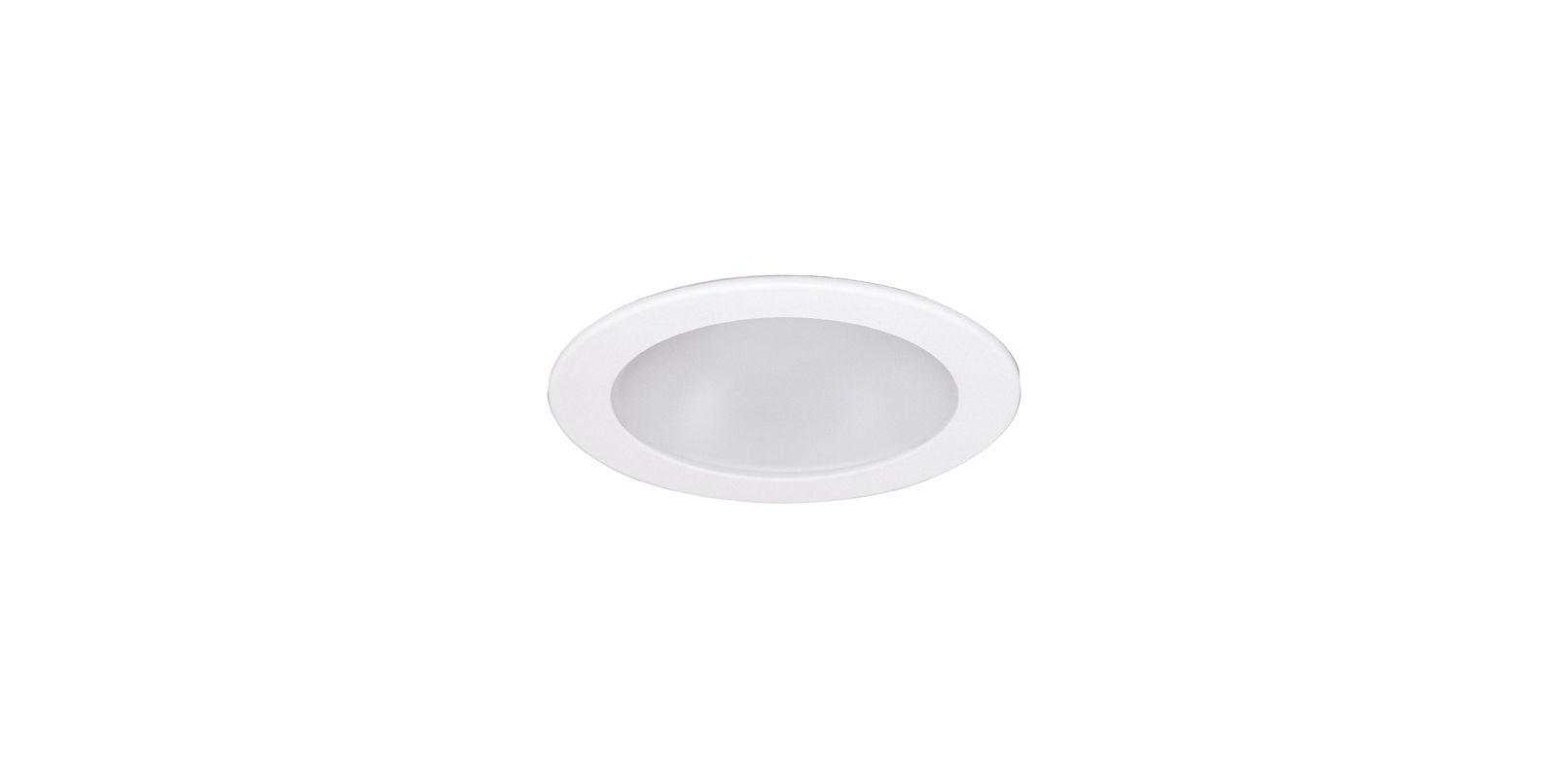 Elco EL1412 4&quote Low Voltage Adjustable Shower Trim with Diffused Lens