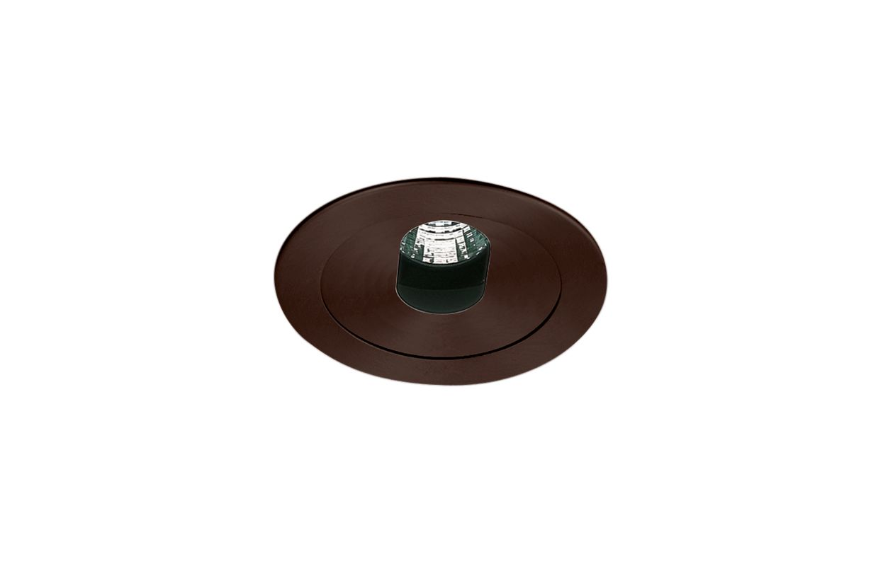 "Elco EL1420 4"" Low Voltage Adjustable Slot Aperture Bronze Recessed"