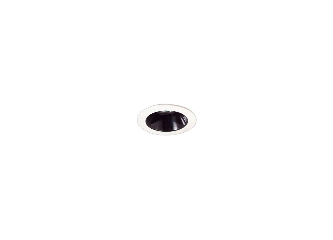 """Elco EL1421 4"""" Low-Voltage Adjustable Reflector Black Reflector with"""
