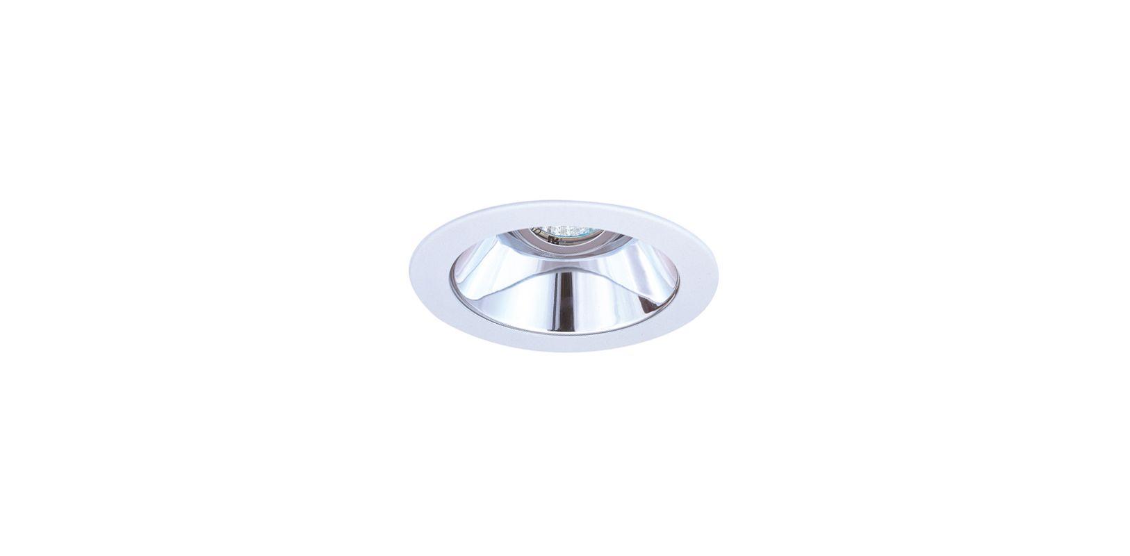 """Elco EL1421 4"""" Low-Voltage Adjustable Reflector Clear Reflector with"""