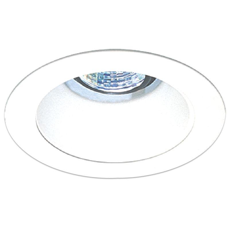 """Elco EL1421 4"""" Low-Voltage Adjustable Reflector White Recessed Lights"""
